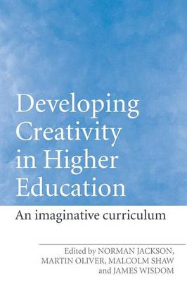 Developing Creativity in Higher Education: An Imaginative Curriculum (Paperback)