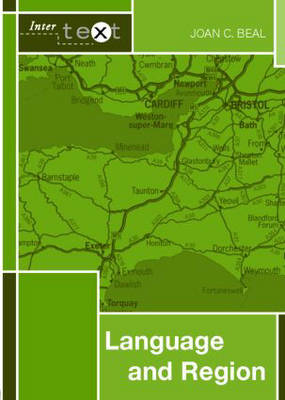 Language and Region - Intertext (Paperback)