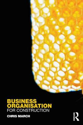 Business Organisation for Construction (Paperback)