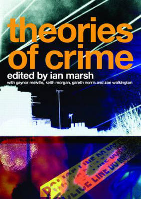 Theories of Crime (Paperback)