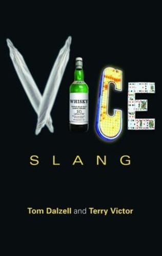 Vice Slang (Paperback)