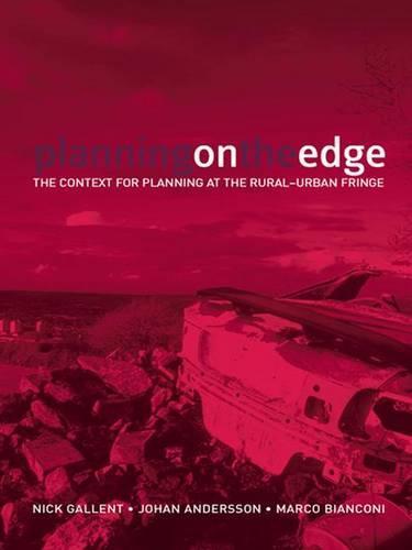 Planning on the Edge (Hardback)