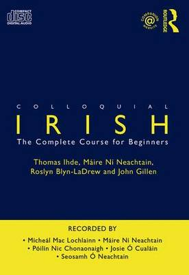 Colloquial Irish: The Complete Course for Beginners - Colloquial Series (CD-Audio)