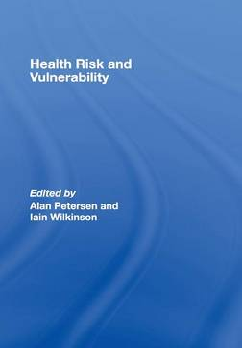 Health, Risk and Vulnerability (Hardback)