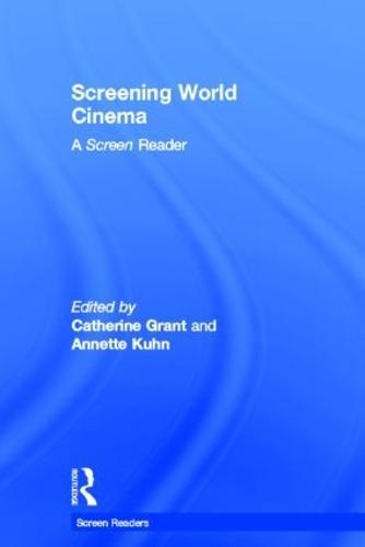 Screening World Cinema - The Screen Readers (Hardback)