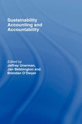 Sustainability Accounting and Accountability (Hardback)
