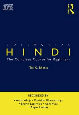 Colloquial Hindi: The Complete Course for Beginners - Colloquial Series (CD-Audio)