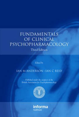 Fundamentals of Clinical Psychopharmacology (Paperback)