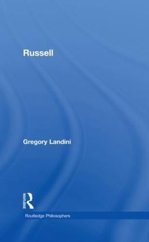 Russell - The Routledge Philosophers (Hardback)