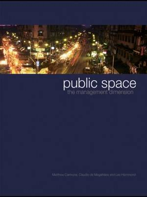 Public Space: The Management Dimension (Paperback)
