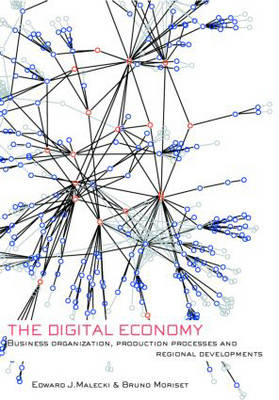 The Digital Economy: Business Organization, Production Processes and Regional Developments (Paperback)