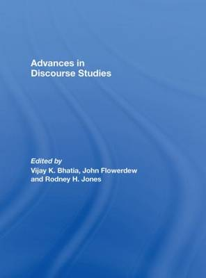 Advances in Discourse Studies (Hardback)