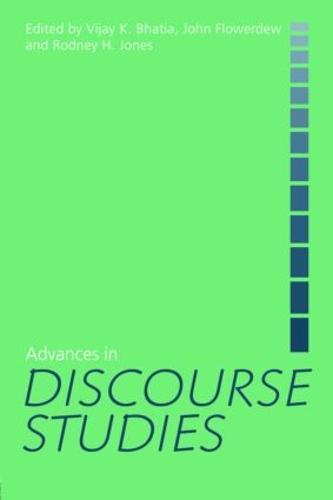 Advances in Discourse Studies (Paperback)