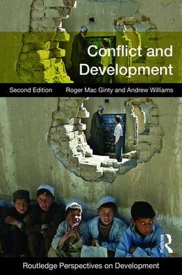 Conflict and Development - Routledge Perspectives on Development (Paperback)