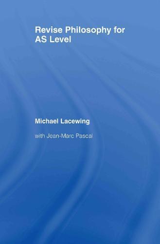 Revise Philosophy for AS Level (Hardback)