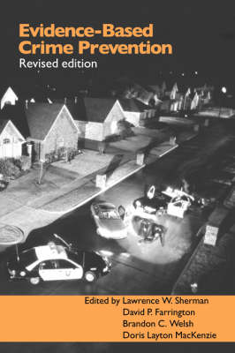 Evidence-Based Crime Prevention (Paperback)