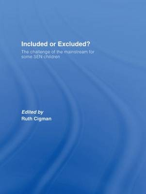 Included or Excluded? (Hardback)