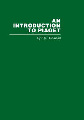 Introduction to Piaget (Hardback)