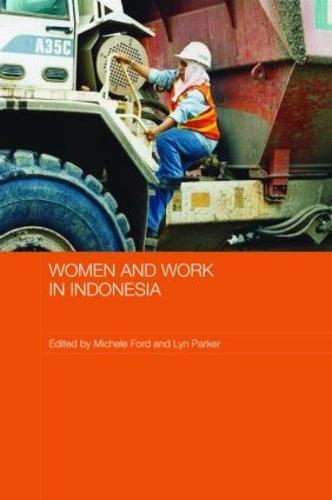 Women and Work in Indonesia - ASAA Women in Asia Series (Hardback)