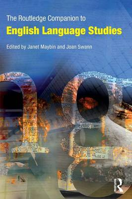 The Routledge Companion to English Language Studies - Routledge Companions (Paperback)