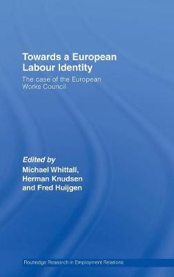 Towards a European Labour Identity: The Case of the European Works Council - Routledge Research in Employment Relations (Hardback)