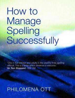 How to Manage Spelling Successfully (Paperback)
