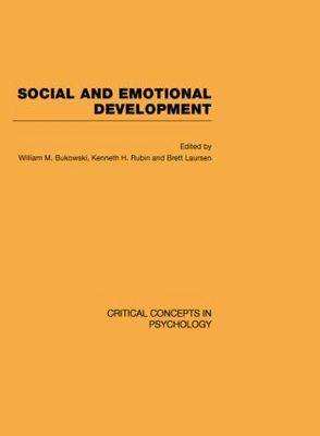 Social and Emotional Development - Critical Concepts in Psychology (Hardback)