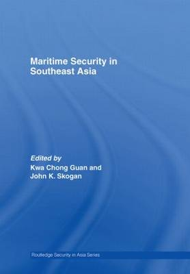 Maritime Security in Southeast Asia - Routledge Security in Asia Series (Hardback)