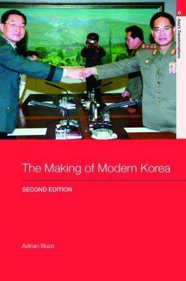The Making of Modern Korea - Asia's Transformations (Paperback)