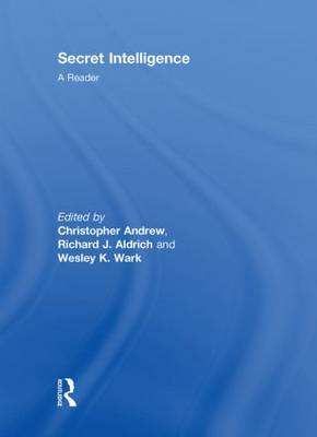 Secret Intelligence: A Reader (Hardback)