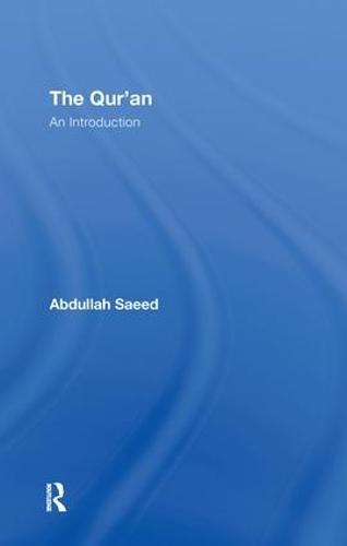 The Qur'an: An Introduction (Hardback)