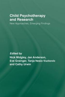 Child Psychotherapy and Research (Hardback)