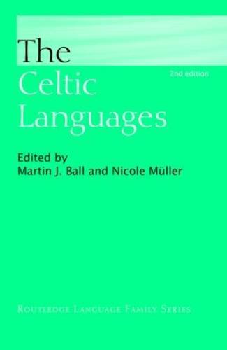 The Celtic Languages - Routledge Language Family Series (Hardback)