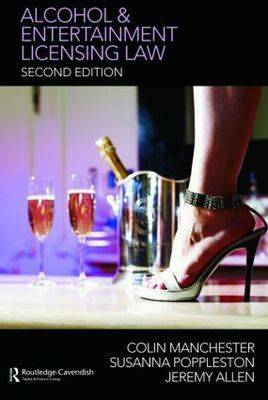 Alcohol and Entertainment Licensing Law (Paperback)