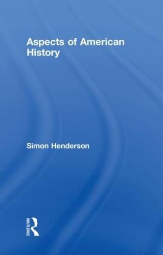 Aspects of American History (Hardback)