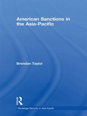 American Sanctions in the Asia-Pacific (Hardback)