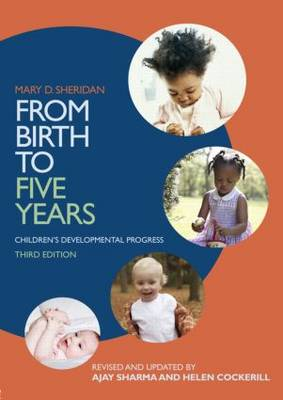 From Birth to Five Years: Children's Developmental Progress (Paperback)