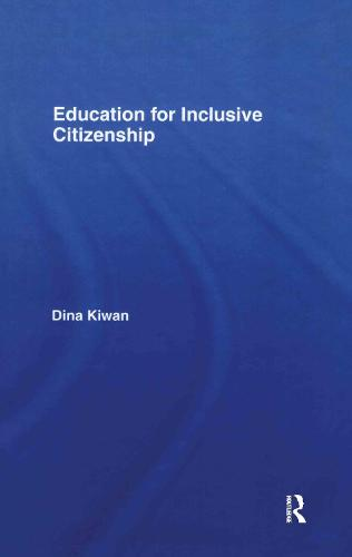 Education for Inclusive Citizenship (Hardback)