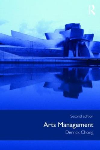 Arts Management (Paperback)