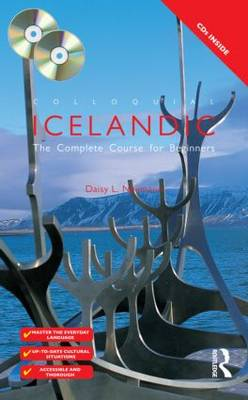 Colloquial Icelandic: The Complete Course for Beginners - Colloquial Series