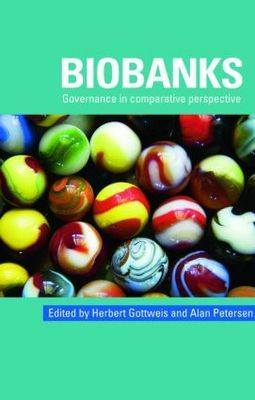Biobanks: Governance in Comparative Perspective (Paperback)