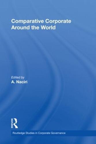 Corporate Governance Around the World (Hardback)