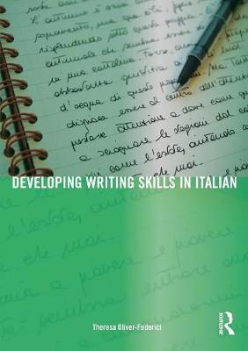 Developing Writing Skills in Italian - Developing Writing Skills (Paperback)