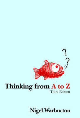 Thinking from A to Z (Paperback)