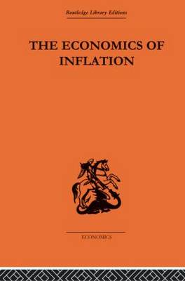 The Economics of Inflation: A Study of Currency Depreciation in Post-War Germany, 1914-1923 (Paperback)