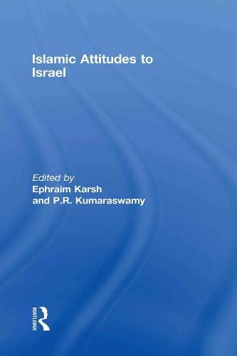 Islamic Attitudes to Israel (Hardback)