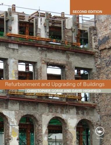 Refurbishment and Upgrading of Buildings (Hardback)