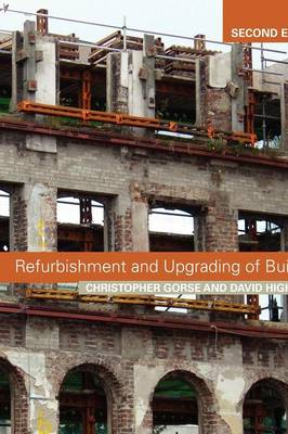 Refurbishment and Upgrading of Buildings (Paperback)