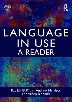 Language in Use: A Reader (Paperback)