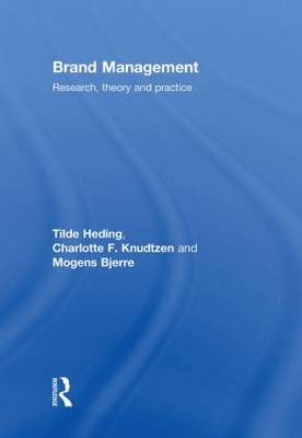 Brand Management: Research, Theory and Practice (Hardback)